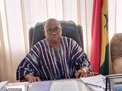 Hon. Alfred Amoah, Bibiani-Anhwiaso-Bekwai Municipal (maintained)